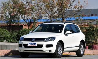 2011款3.0TDI V6 柴油标配型
