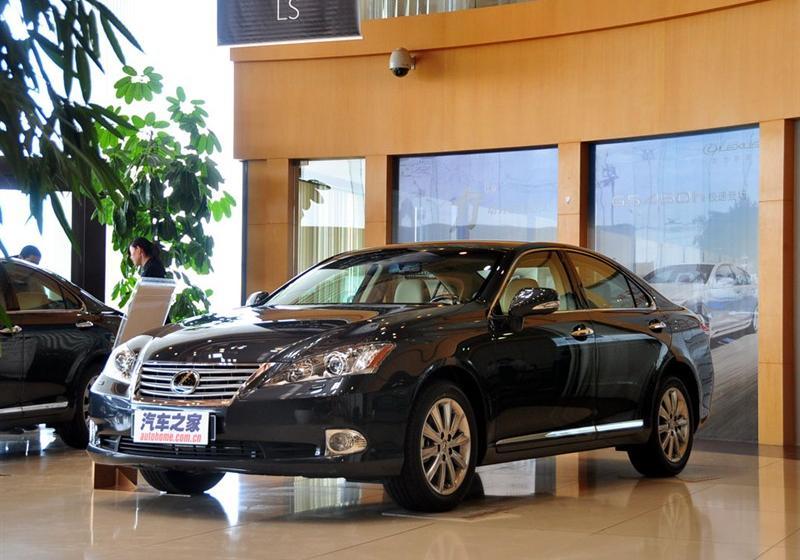 2010款350 豪华版