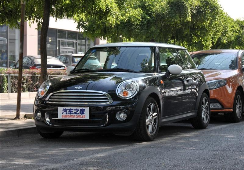 2011款1.6L COOPER EXCITEMENT