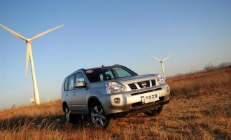 2010款2.5L XL 豪华版 MT 4WD