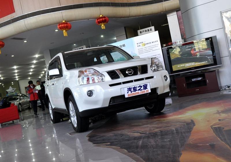 2010款2.5L XL 豪华版 CVT 4WD
