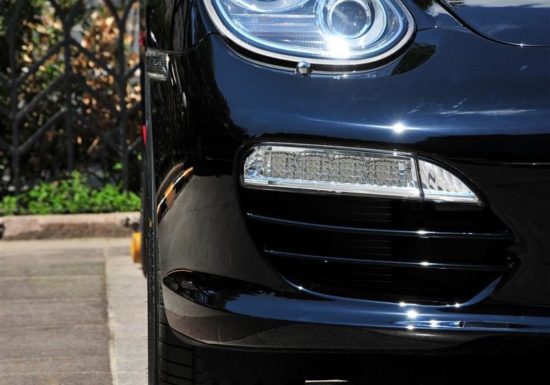 2011款Boxster Black Edition