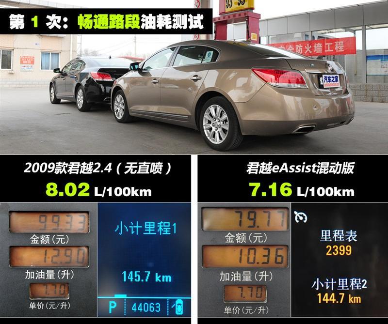 2012款eAssist 2.4L豪雅版