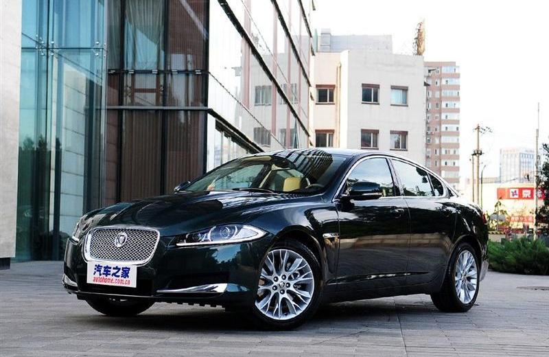 2012款XF 3.0L V6伦敦限量版