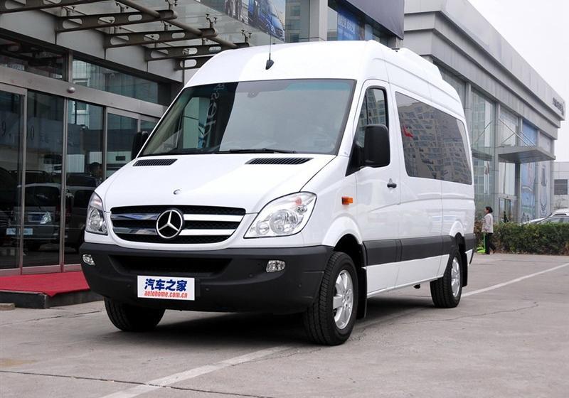 2012款2.1T尊旅 长轴加长版20座