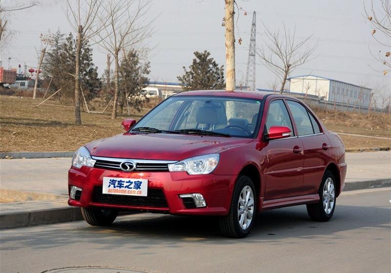 2012款亲民 1.5L 手动舒适版