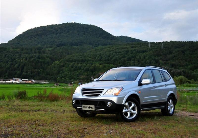 2013款1.8T 4WD 行政版