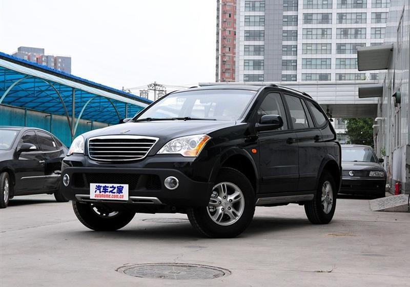 2013款3.2L 4WD 尊域版