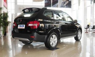 2013款1.8T 4WD 豪域版