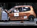 07款雷诺Twingo EuroNCAP碰撞测试四星